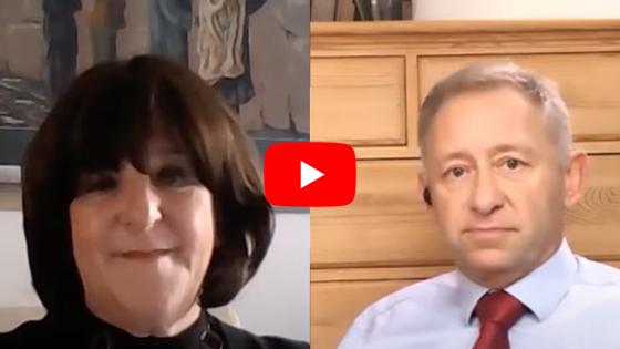 Watch: Judith Nemeth interview