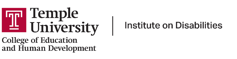Institute on Disabilities at Temple University College of Education and Human Development (logo)