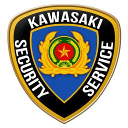 Bảo vệ kawasaki logo