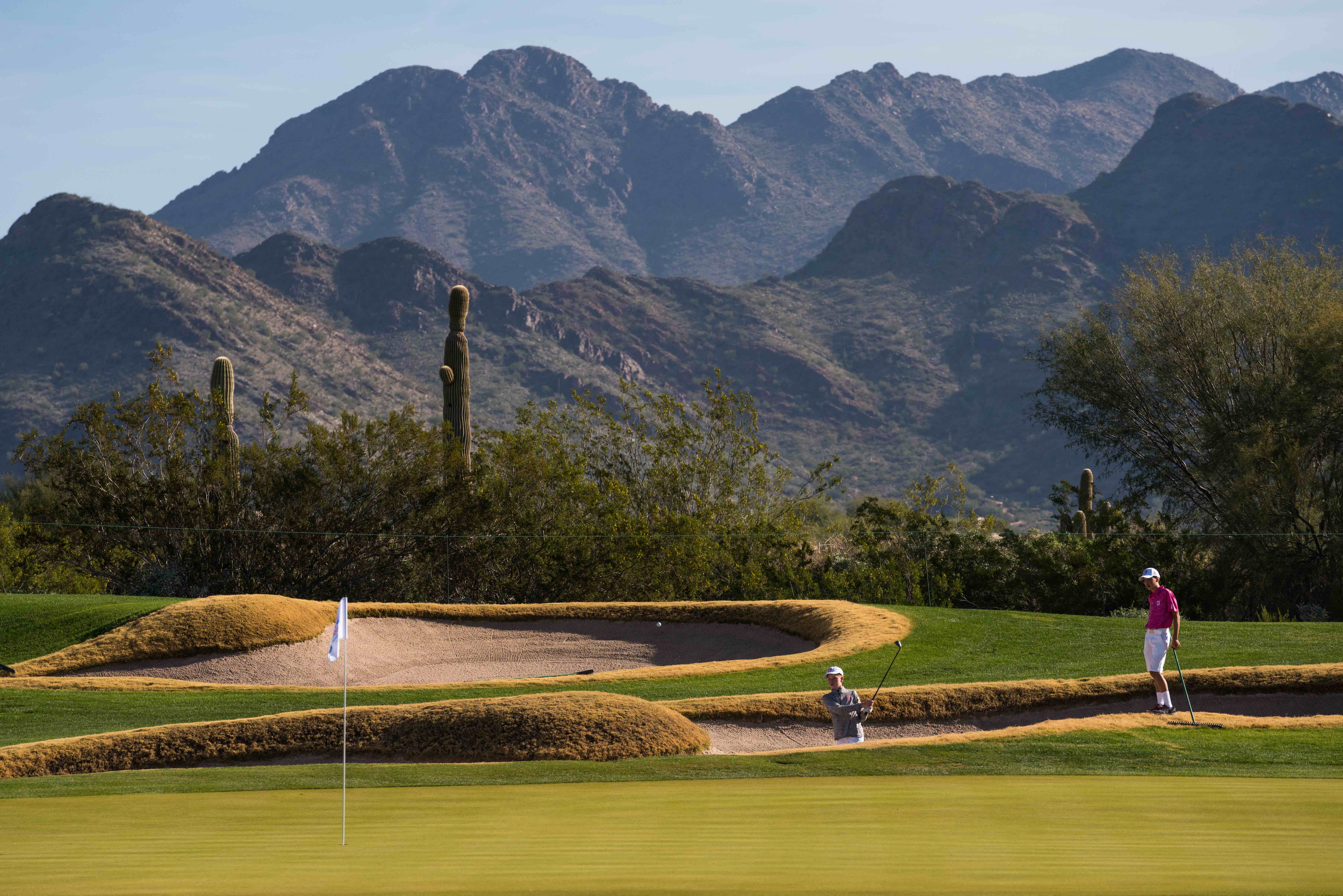 Grayhawk Golf Club
