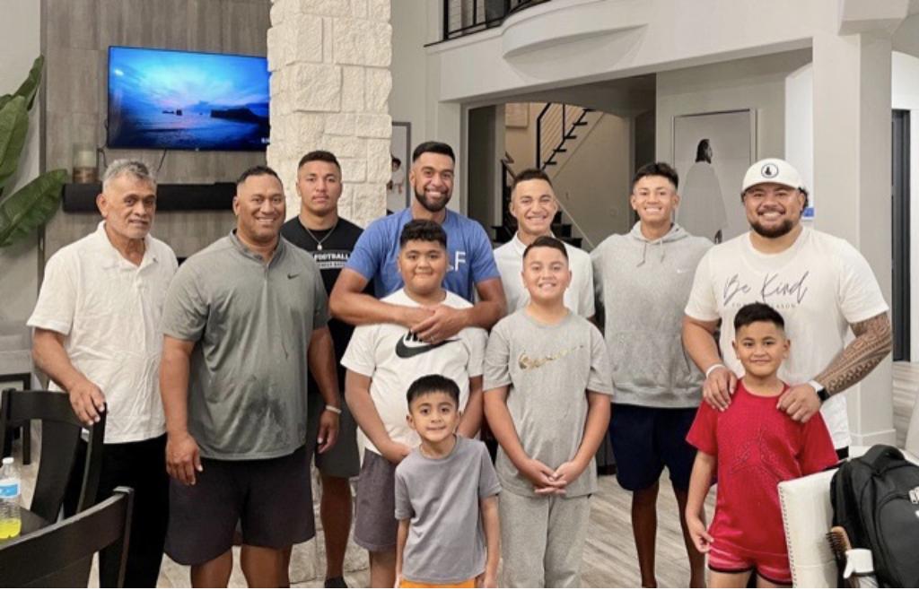 Jordan and Family
