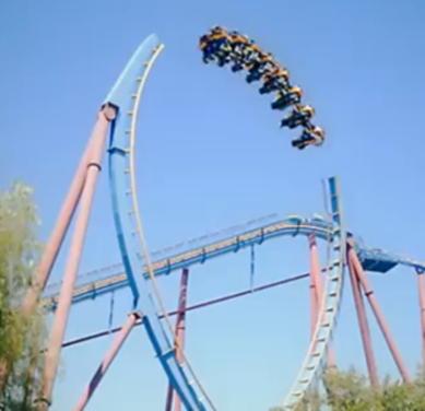 The Loop Gap Roller Coaster: YouTube Geek Week Commercial – CoasterCritic