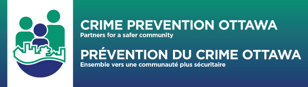 [Crime Prevention Ottawa Banner]