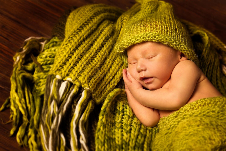 baby sleeping boosting immune system