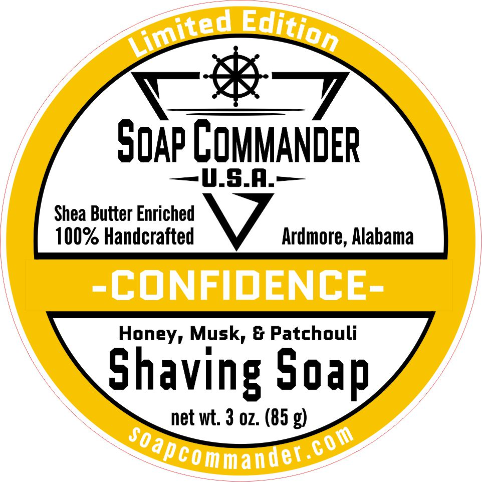 Confidence shaving soap Confidence collection