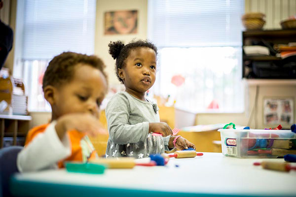 Child Development Center receives $1.26 million DoEd grant