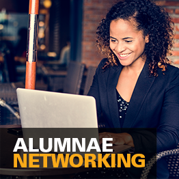 Alumnae networking