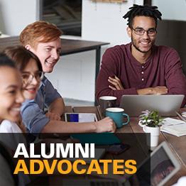 Alumni advocates