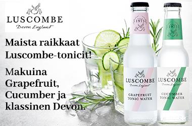 Luscombe Tonic Water, tilaustuote