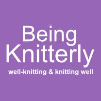 Being Knitterly logo