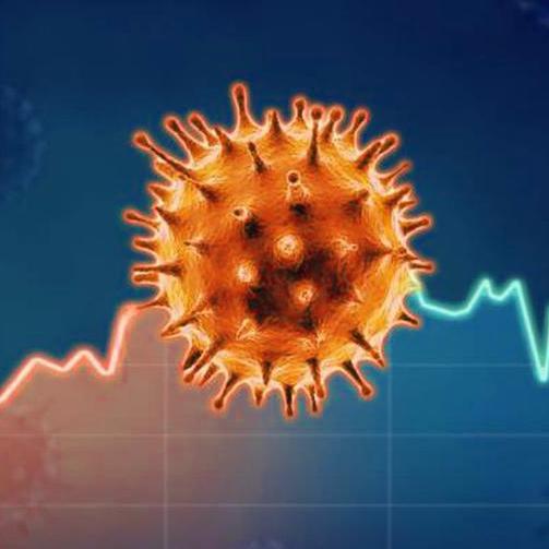 Mikroskopaufnahme Virus Bildquelle: Internet - eigene Bearbeitung