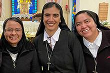 Sisters in Batesville