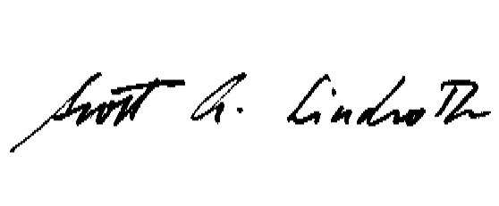 scott lindroth signature