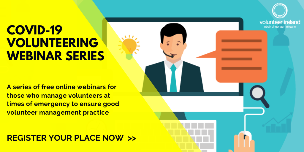 COVID-19 Volunteering Webinar Series
