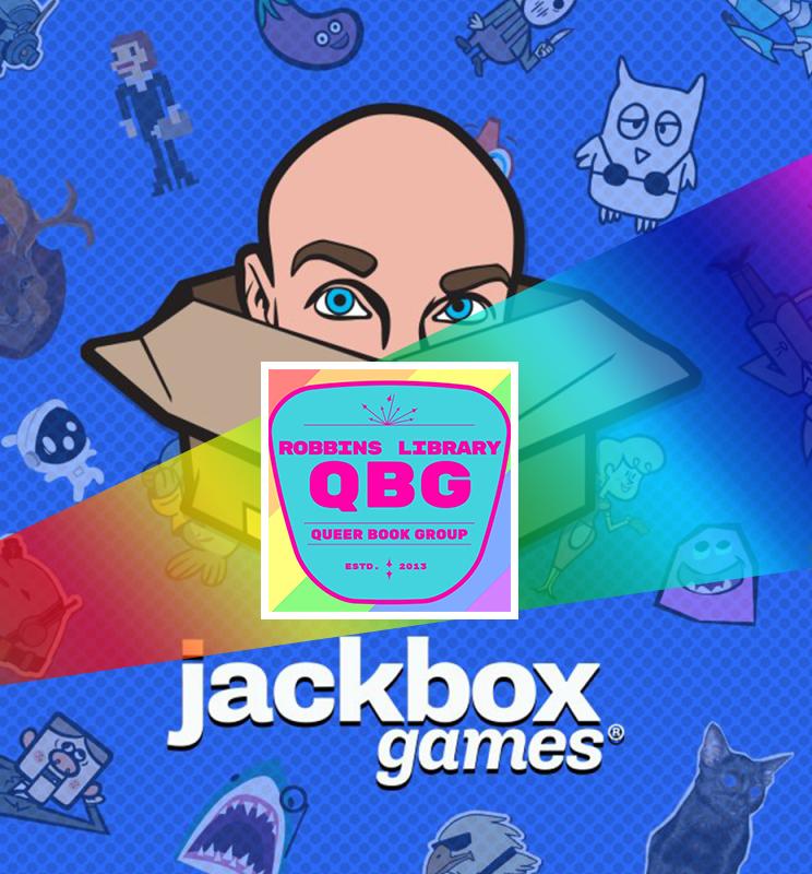 Queer Book Group & Jackbox Games