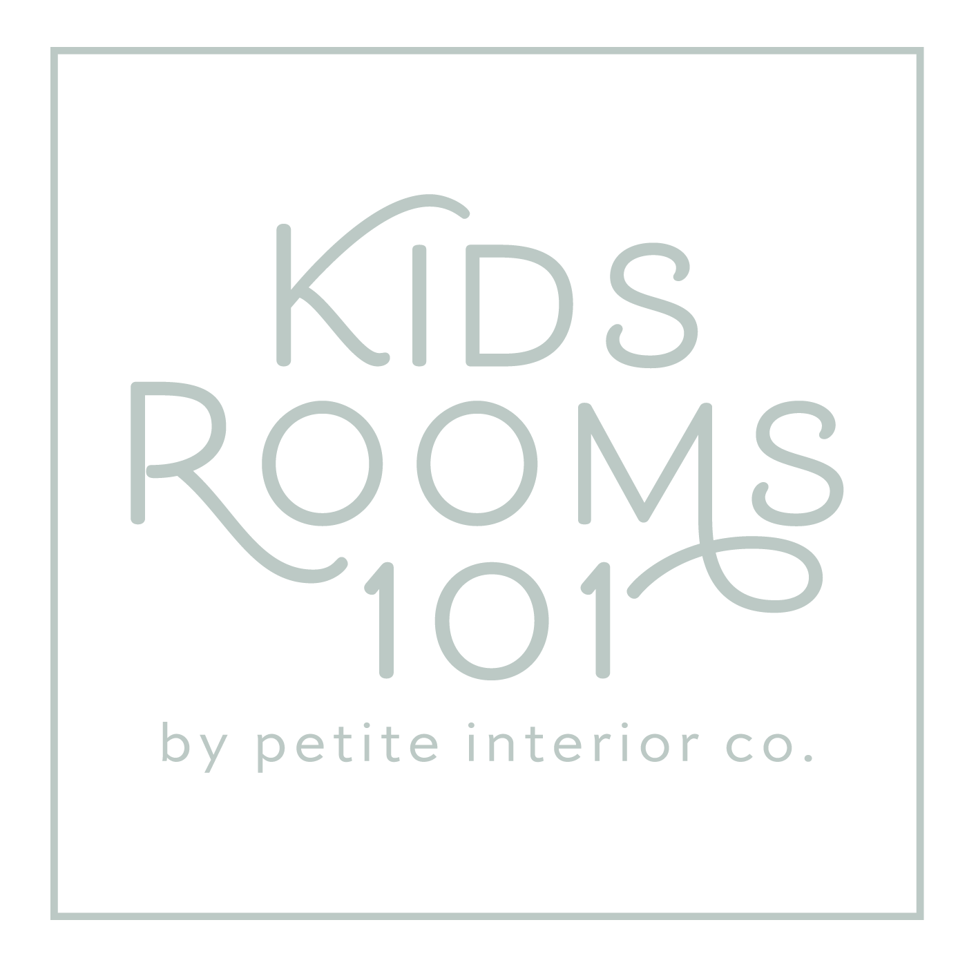 Kids Rooms 101 Logo
