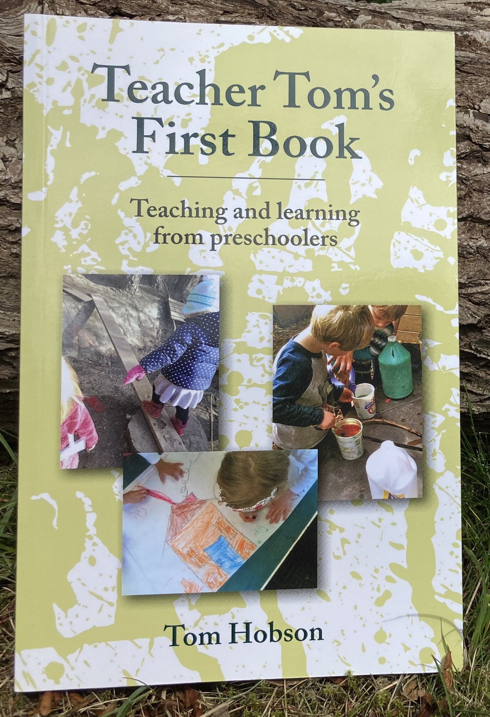 cover of Teacher Tom's first book