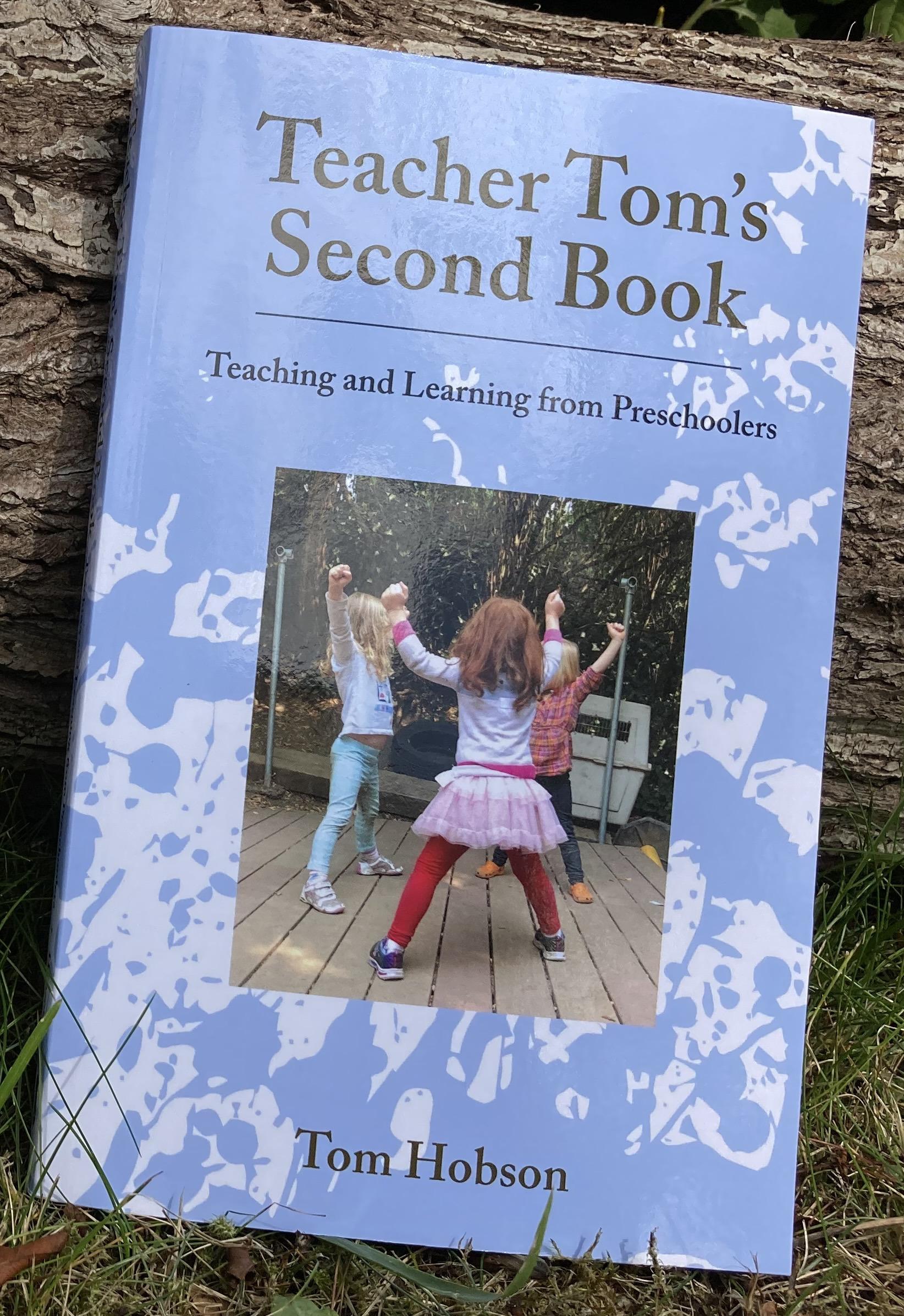 cover of Teacher Tom's 2nd book