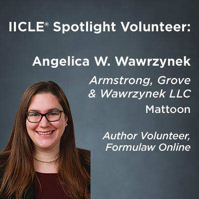 IICLE Spotlight