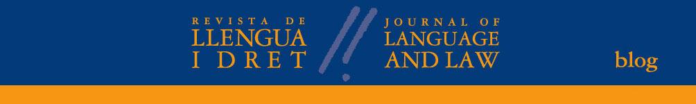 Revista de Llengua i Dret