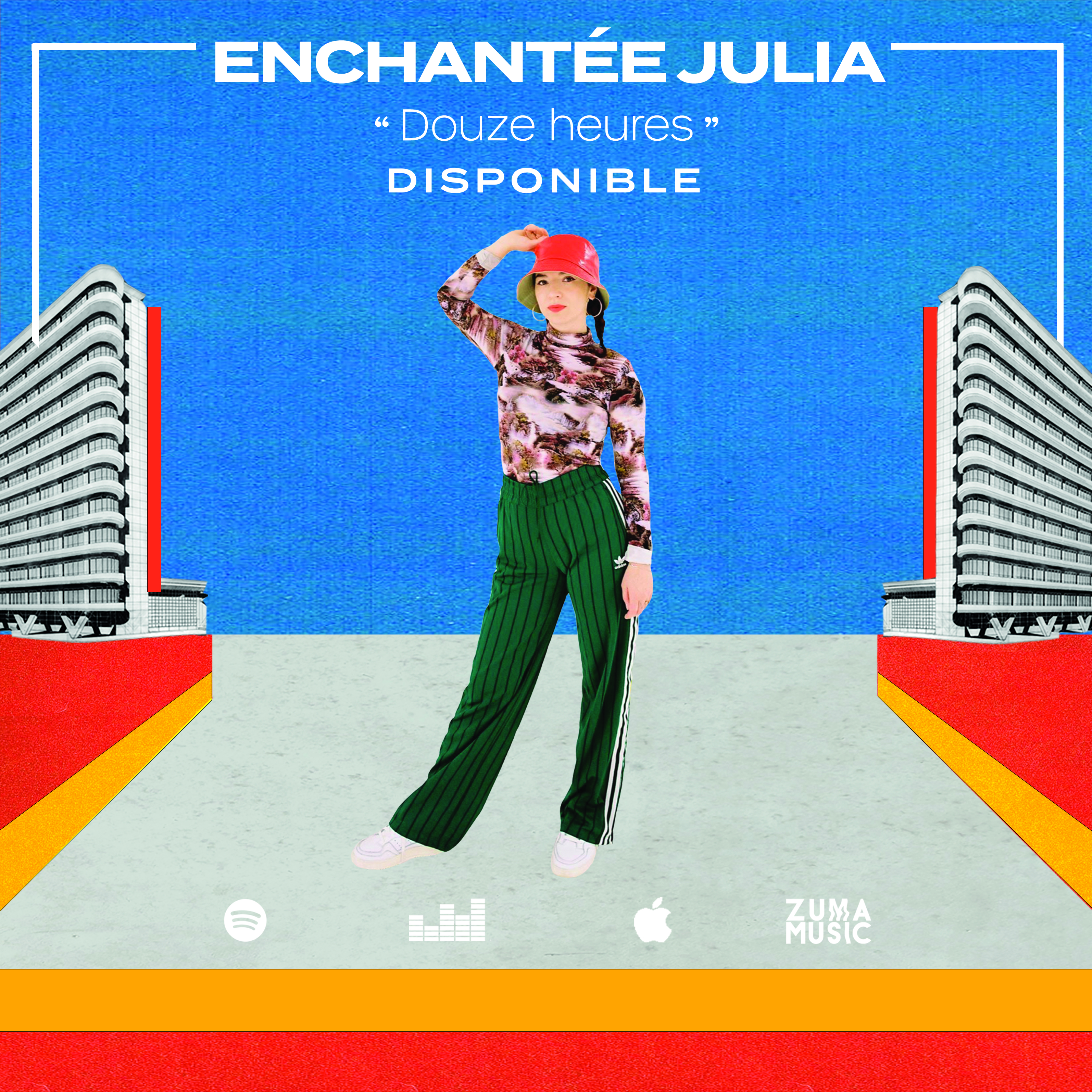 Enchantée Julia – Douze Heures