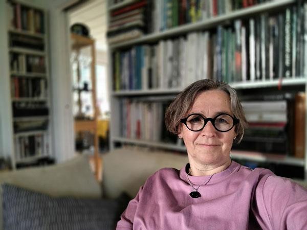 Foto, porträtt av Maria Sundström.