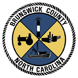 Logo for Brunswick County, North Carolina