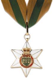 saskatchewan order of merit pin photo