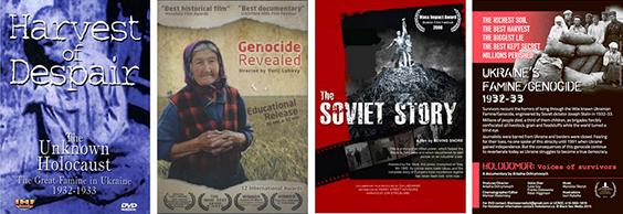 Holodomor documentaries https://education.holodomor.ca/teaching-materials/films