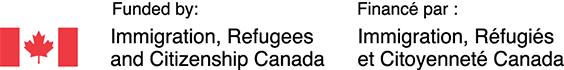 UCC Saskatchewan is funded by Immigration, Refugees and Citizenship Canada