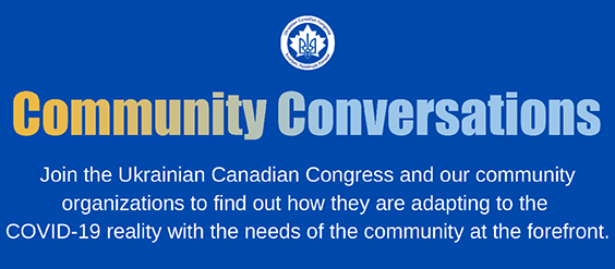 covid-19: UCC national community conversations header