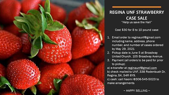 UNF Regina Strawberry Case Sale