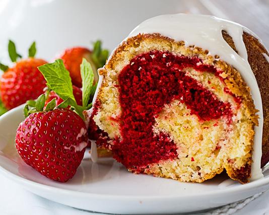 Marble Cake   Мармуровий кекс