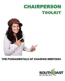 chair tool kit - title page