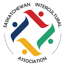 Sask Intercultural Association - round logo