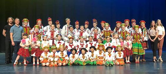 PA Barveenok Ukrainian Dancers - fb cover photo