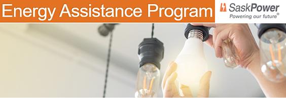 saskpower energy assistance program - header