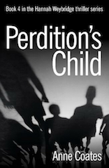 Book cover of Perdition's Child by Anne Coates