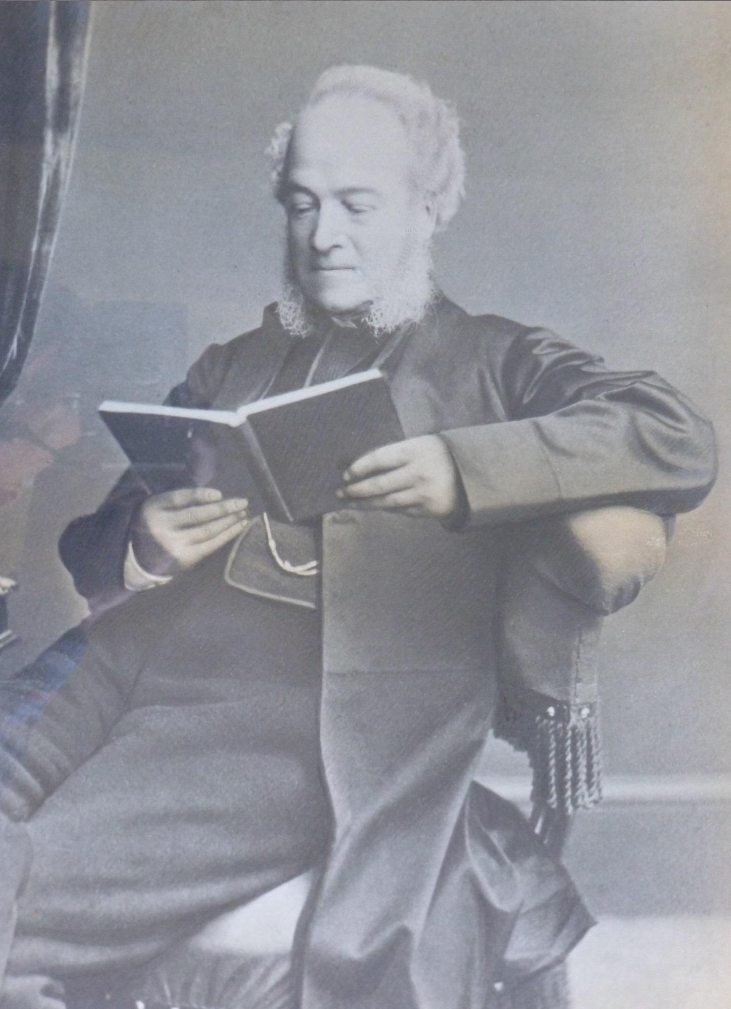Image of John Oldham