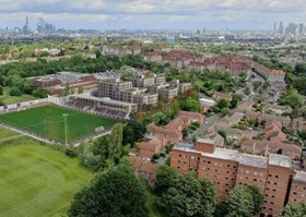 Picture of Dulwich Hamlet proposal