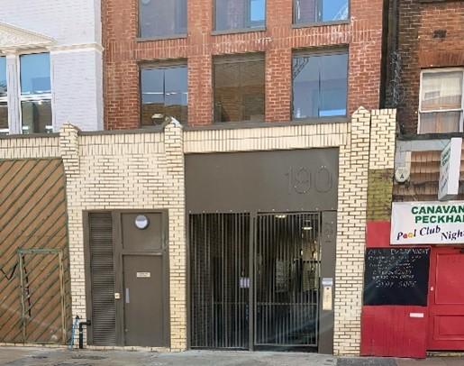 Photo of new flats on Rye Lane