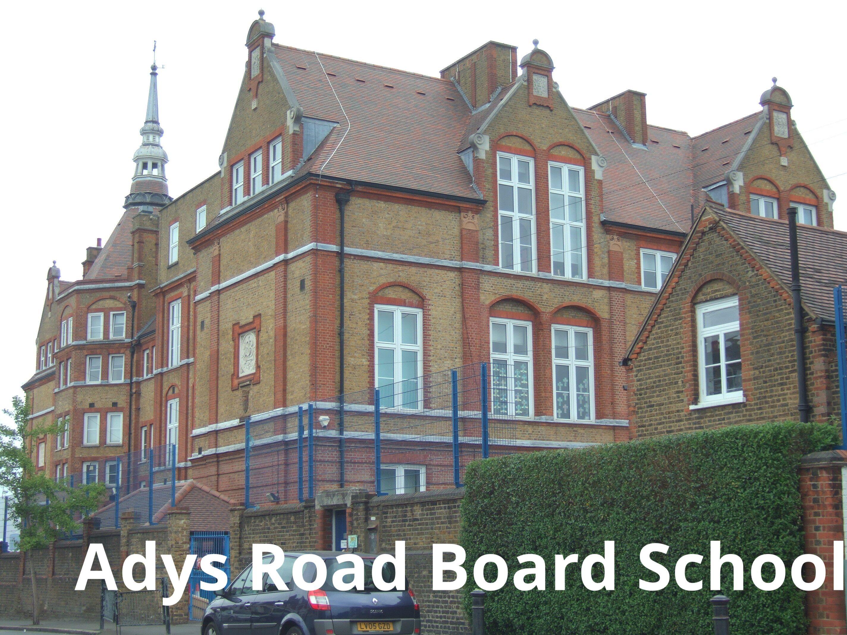 Photo of Adys Road Board School