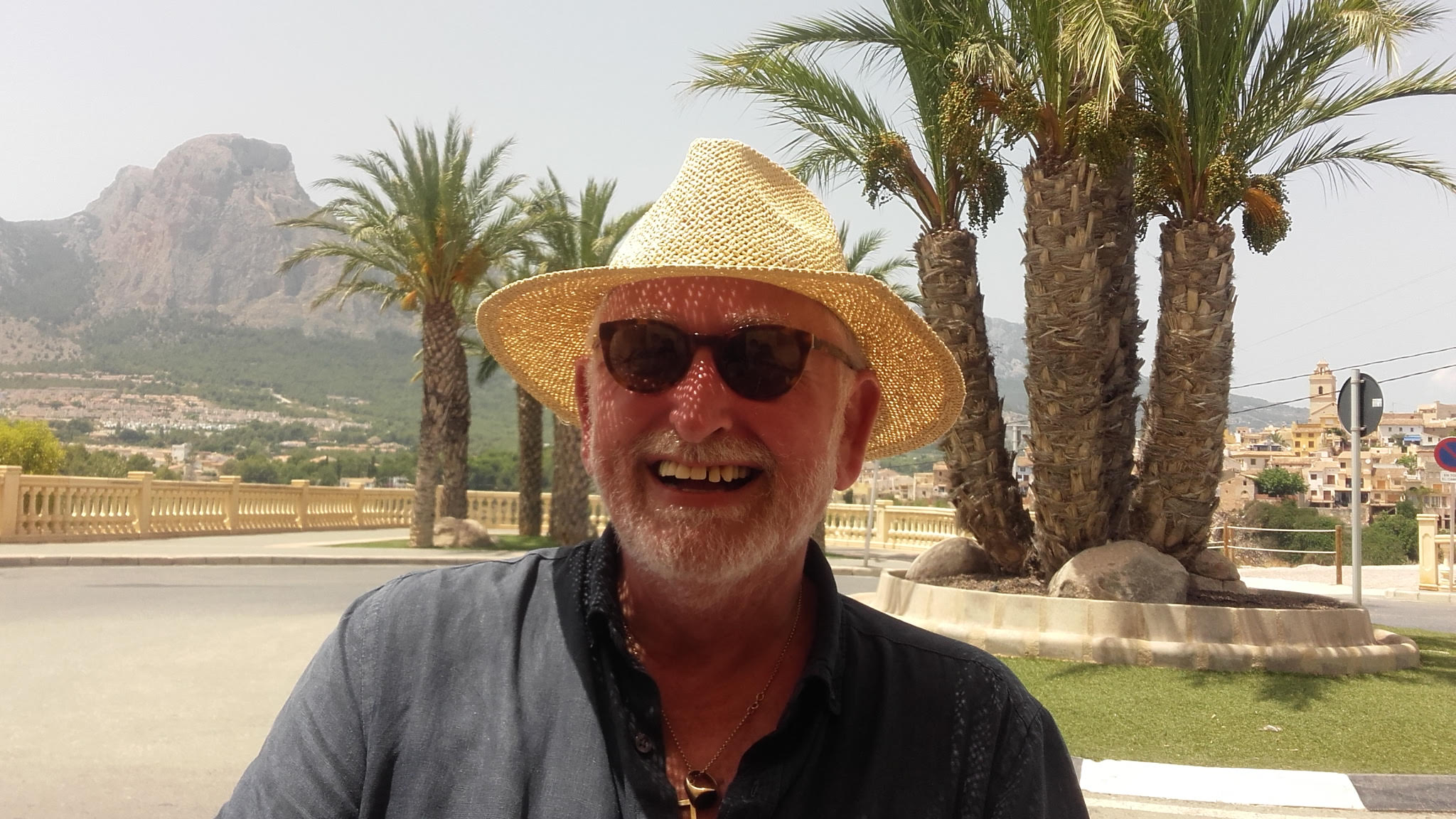 Photo of Ray Andrews in Spain