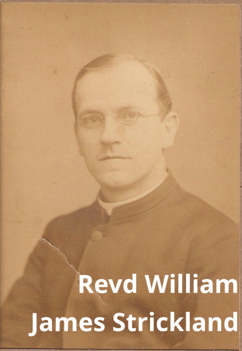 Photo of Revd William James Strickland