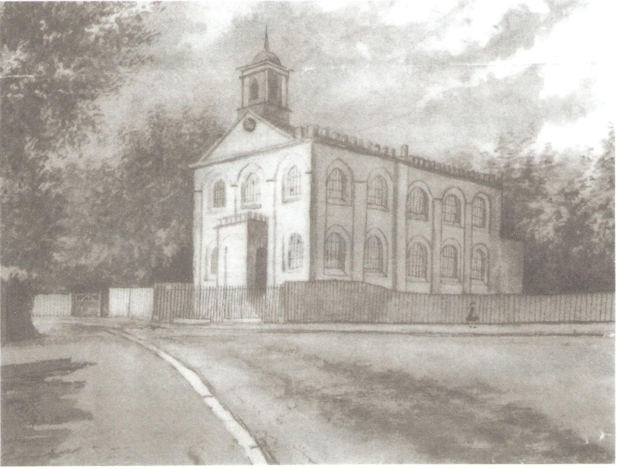 East Dulwich Chapel