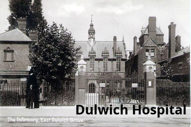Photo of Dulwich Hospital