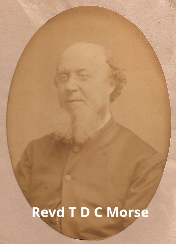 Picture of Revd TC Morse