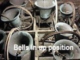 Bells in up position