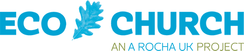 Logo of the Eco Church Charity