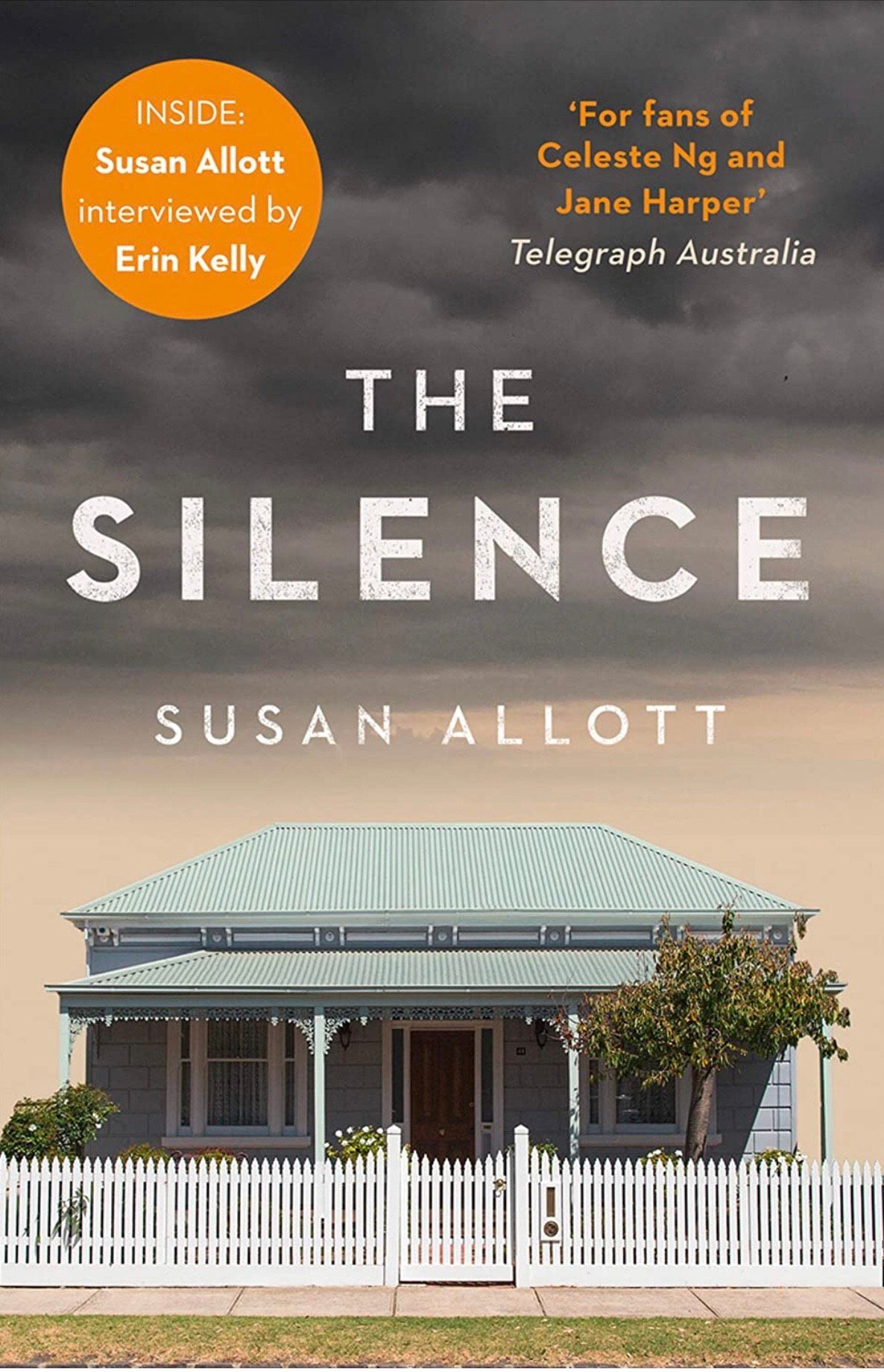 Picture of the cover of The Silence